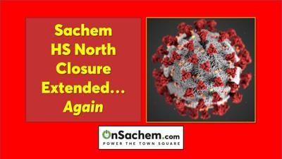 Sachem HS North to remain closed for another week as COVID-19 cases climb