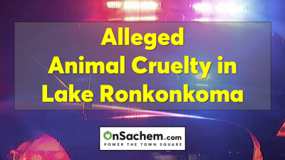 Man Arrested for Alleged Cruelty to Animals in Lake Ronkonkoma
