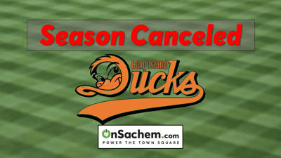 Long Island Ducks cancel season