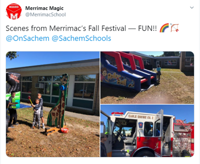 Pic of the Day: Scenes from Merrimac's Fall Festival