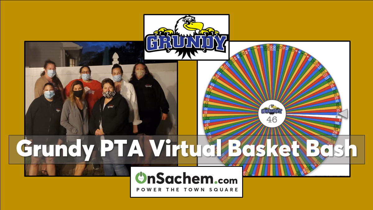 Undaunted by pandemic, Grundy PTA holds successful fundraising auction