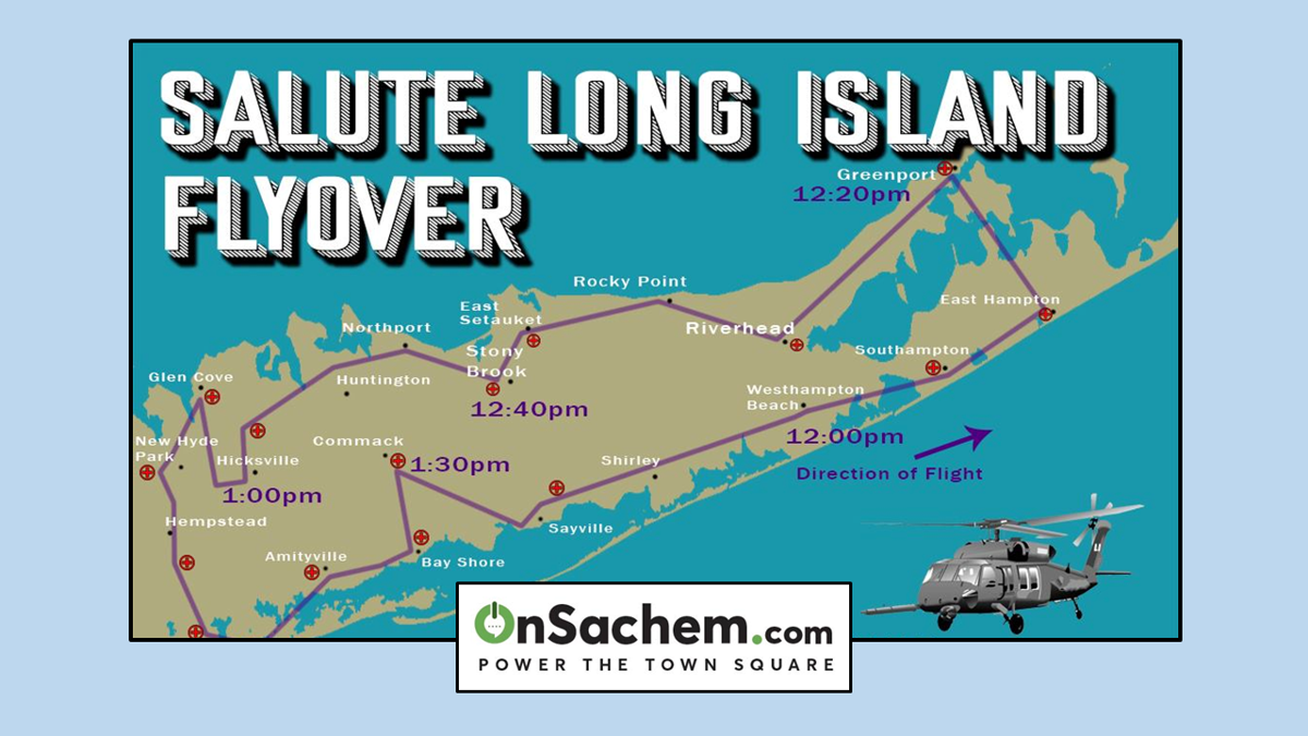 106th Rescue Wing to hold 'Salute Long Island Flyover' on Friday