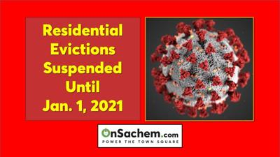 Gov. Cuomo: COVID-related residential evictions extended to Jan. 1, 2021