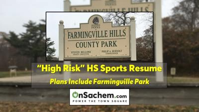 Suffolk to resume 'high-risk' HS sports, plans include Farmingville Hills County Park