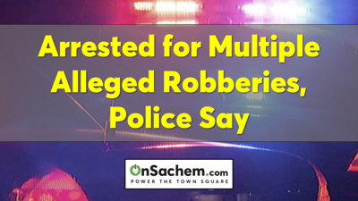 Woman Arrested for Multiple Alleged Robberies