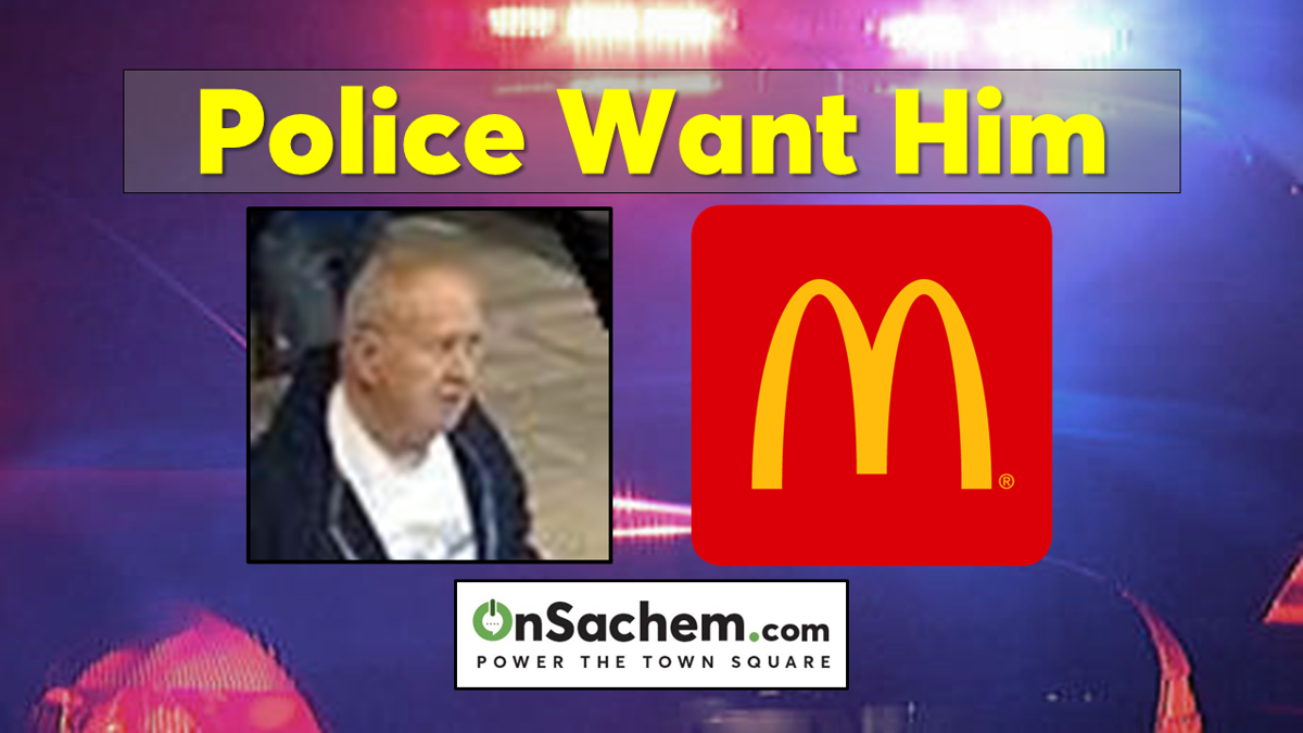 Crime Alert: Wanted for Allegedly Crashing into a Car at McDonald's and Fleeing