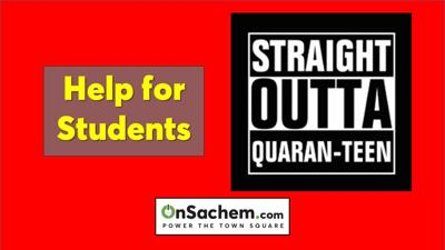 'Straight Outta Quaran-Teen' to help students as school year begins