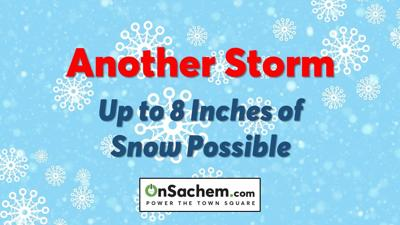 Up to 8 inches of snow forecasted for Long Island