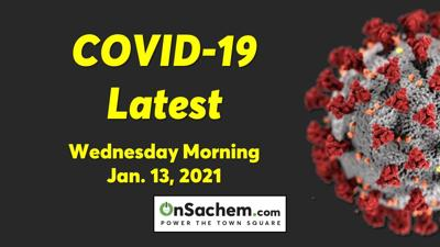 COVID-19 latest —  Infections up slightly in Suffolk County but surge in Holbrook, Positives soar past 400 in Sachem Schools, Cuomo loosens vaccine restrictions