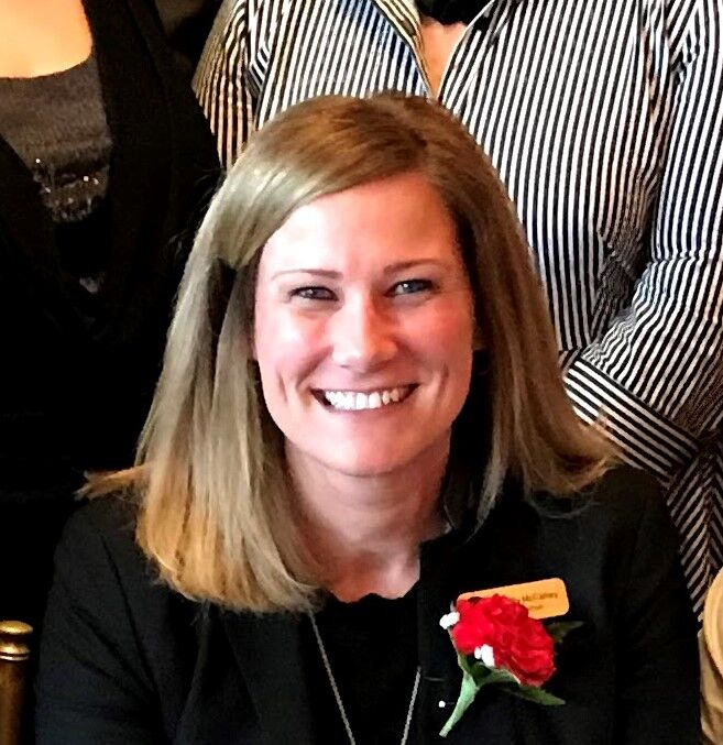 Neely McCahey, Library Director, Sachem Public Library