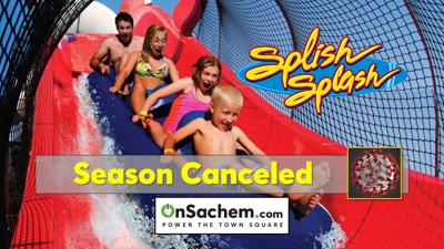 Splish Splash water park cancels 2020 season due 'continued uncertainty' with the pandemic