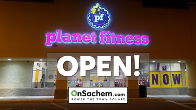Planet Fitness Opens in Lake Ronkonkoma