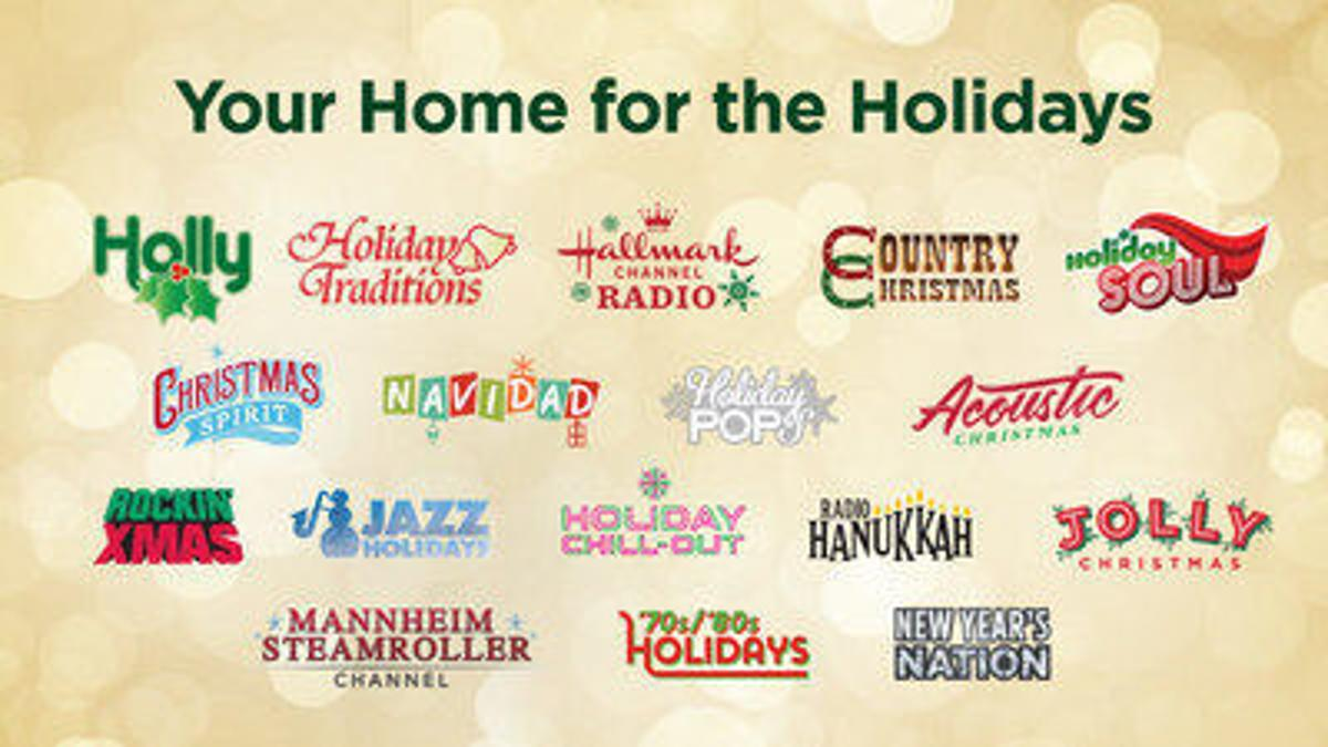 Sirus Christmas Station 2020 SiriusXM's Beloved Holiday Channels Arrive Early to Spread Cheer
