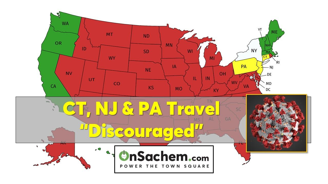 Cuomo discourses all non-essential travel between CT, NJ, and PA as COVID-19 increases