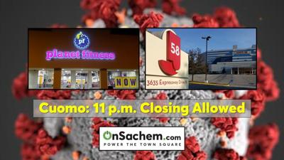 Now gyms and casinos join restaurants and bars with extended closure at 11 p.m.