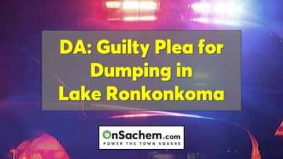 Dumpster rental company pleads guilty to illegal dumping in Lake Ronkonkoma: DA