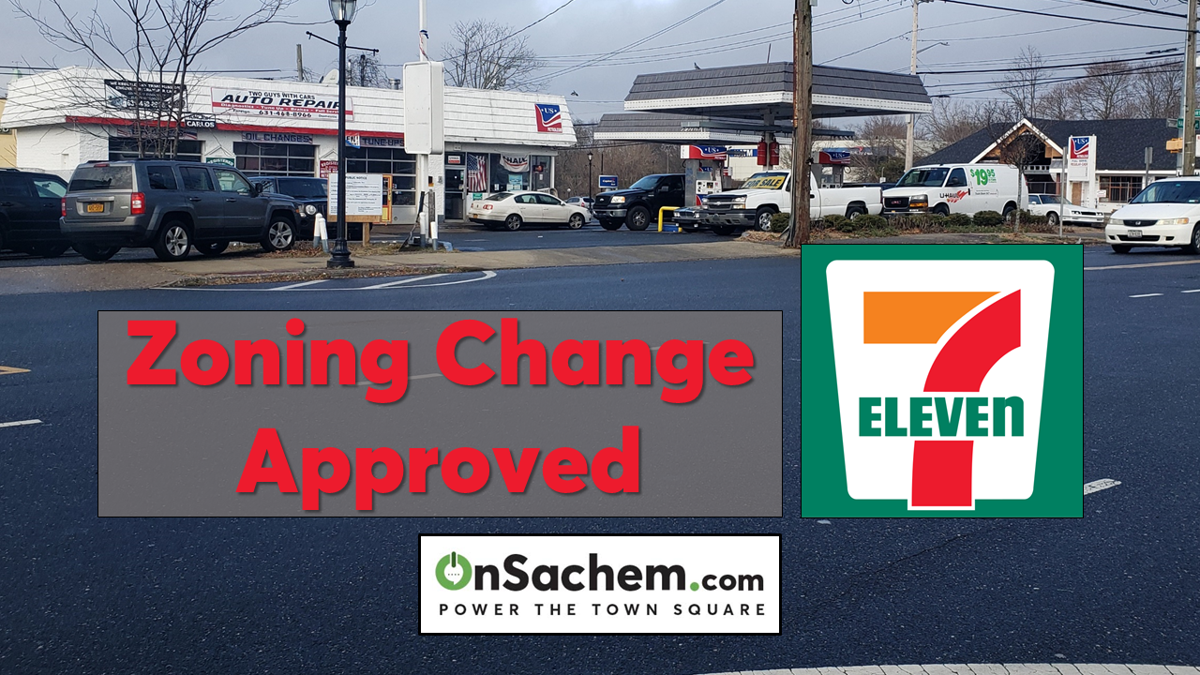 Proposed '7-Eleven' Receives Zoning Change Approval