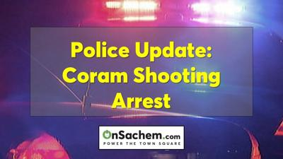 Man, 20, arrested for allegedly shooting Coram teen