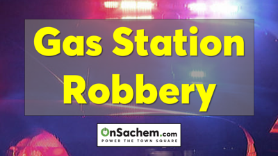 Gas Station Robbery