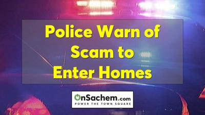 Suffolk Police warn of scams to enter homes, including in Lake Ronkonkoma