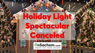No 'Holiday Light Spectacular' at Holtsville Ecology Site, Personalized videos with Santa available instead