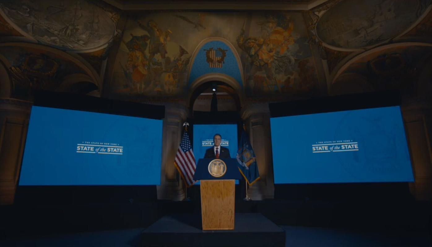 Cuomo State of the State 2021