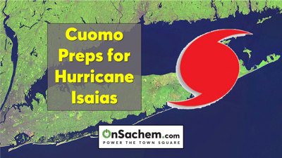 Cuomo directs state agencies to prepare for Hurricane Isaias