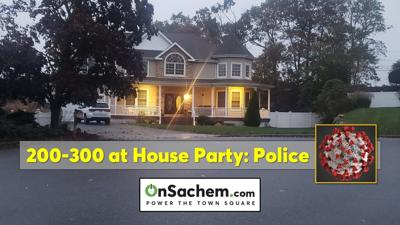 Police break up 200-300 person house party in Farmingville amid pandemic