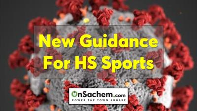 Suffolk issues new guidance for HS sports as COVID-19 rate drops