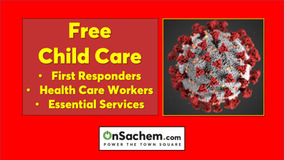 SCOPE offers free child care services to first responders, health care workers, and essential services personnel