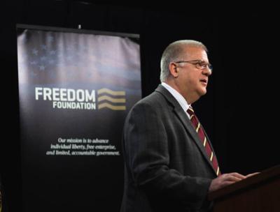 Conservative Rep. Nearman takes Freedom Foundation job (copy)