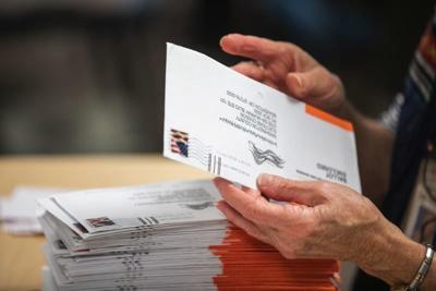 Oregon ballots