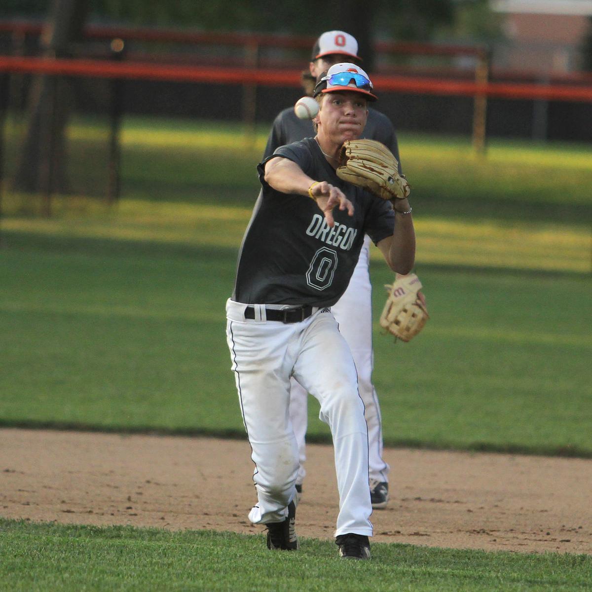 Oregon third base