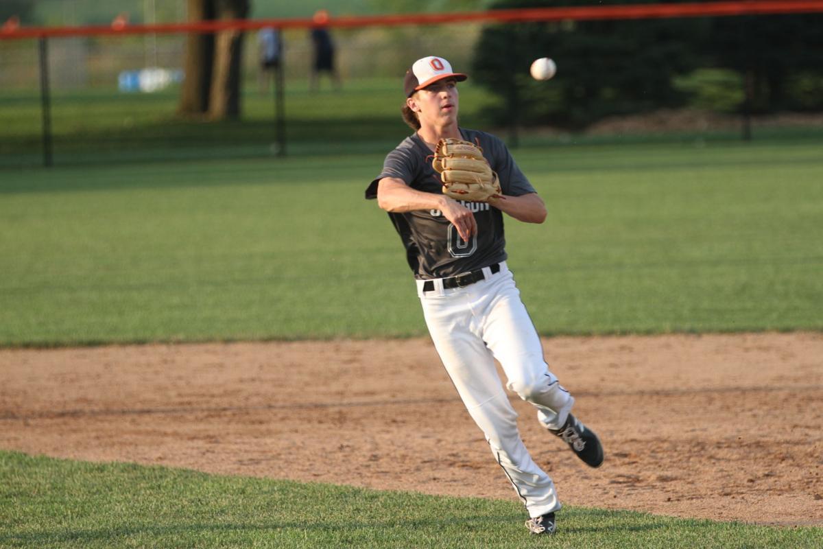 Oregon summer baseball game 7-15-2021