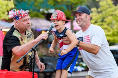 Village of Oregon hosts 9/11 remembrance ceremony