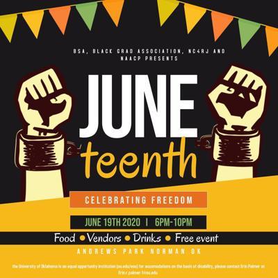 Juneteenth Flyer