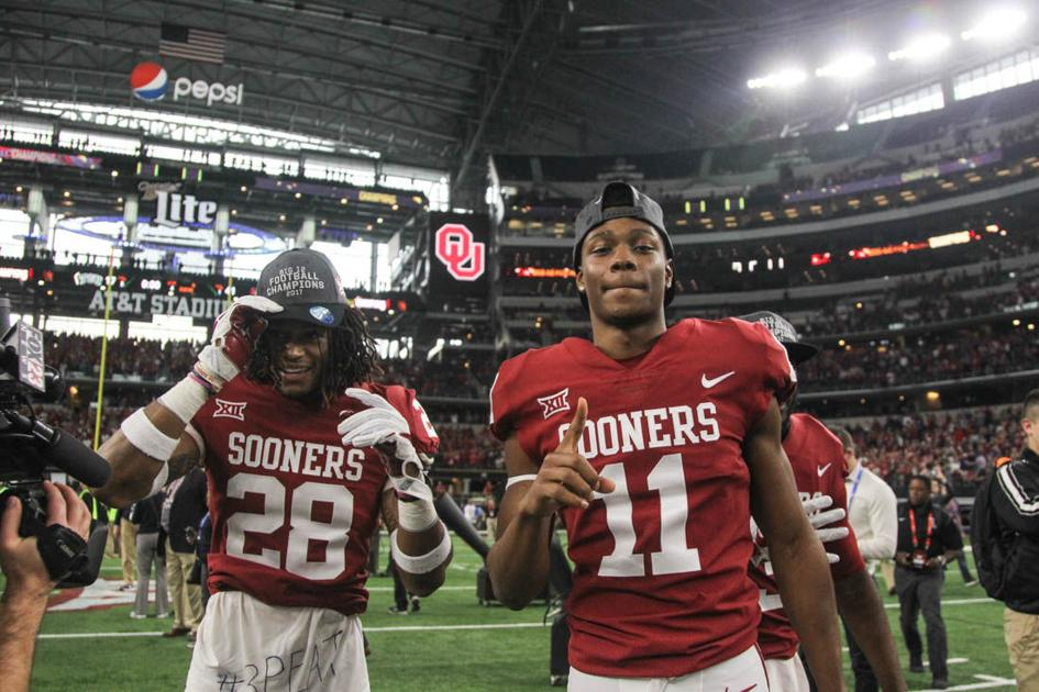 OU football: Chanse Sylvie suited up for Sooners game vs ...