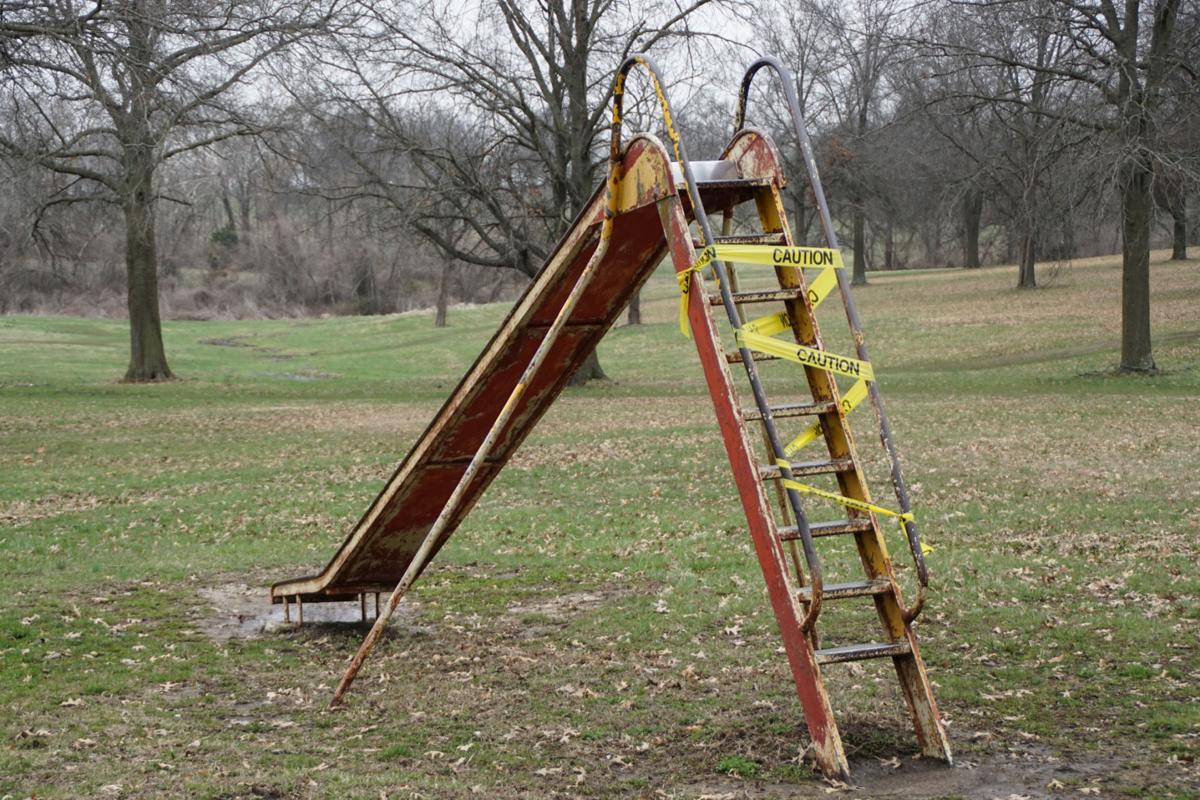 Restricted slide