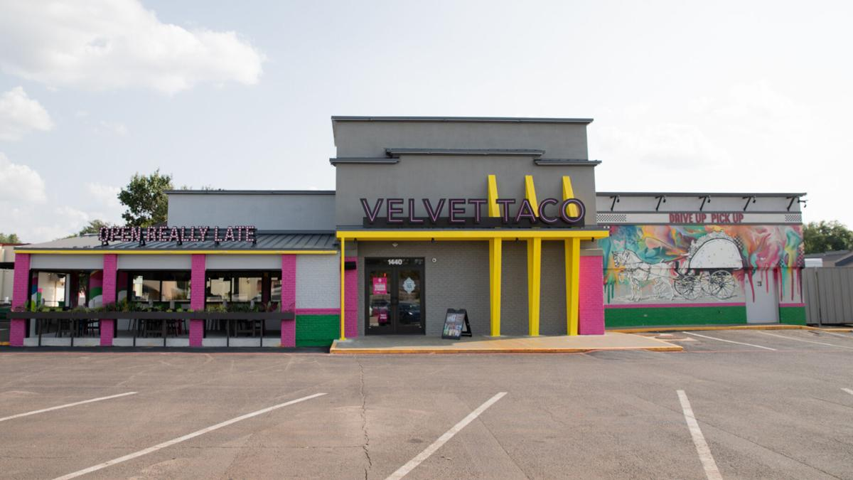 'Norman was the best place to begin': Velvet Taco aims to embrace OU community with opening of new restaurant