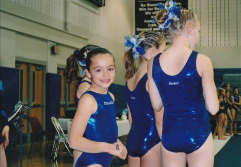 Courageous: The Maggie Nichols story | Sports | oudaily.com