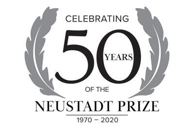 Neustadt 50th Anniversary Logo