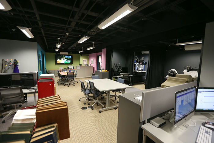 Digitization Lab