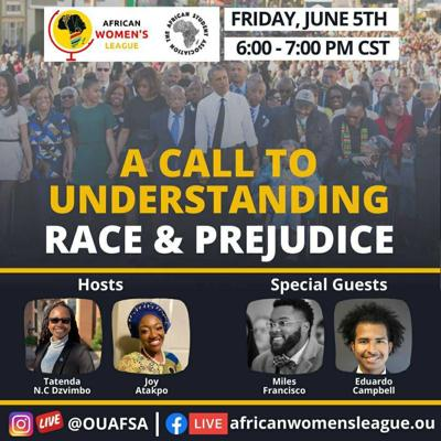 OUAWL Event Flyer