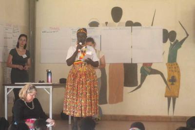 Conferencia de Uganda OU