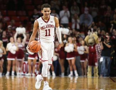 Oklahoma basketball  Trae Young declares for 2018 NBA Draft  d960ffb02