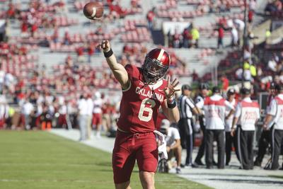 best service 5dcb7 dc9f0 OU football: Sooners to wear alternate uniforms against ...