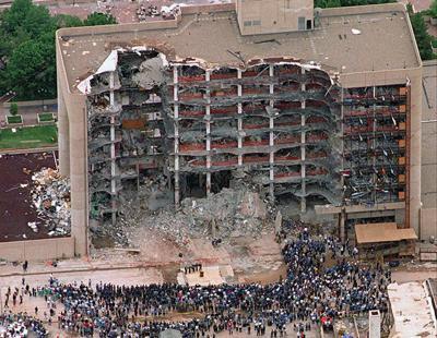 Oklahoma City Bombing Aniversary