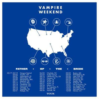 Vampire Weekend Tour