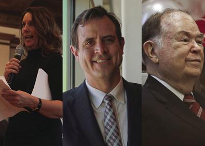 Suzette, Renzi and Boren (copy)