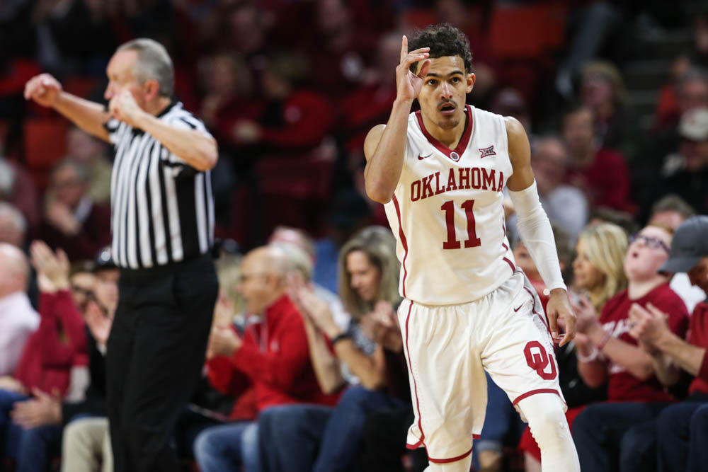 Oklahoma basketball  Trae Young is the most exciting show in college  basketball 51c5d23bd